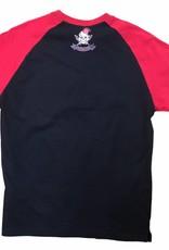Premium Force Adults Fez Boys Double Star Baseball T Shirt