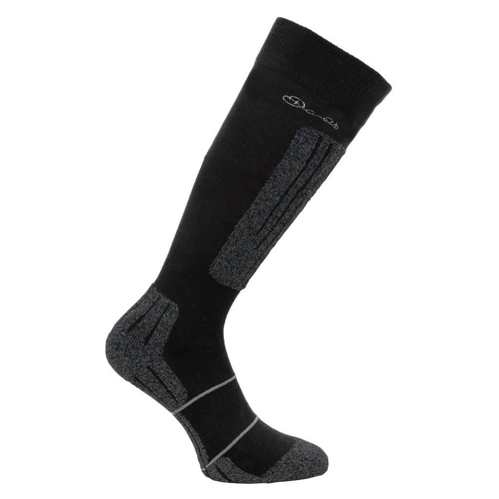 Dare 2b Ladies Contoured II Ski Sock Black