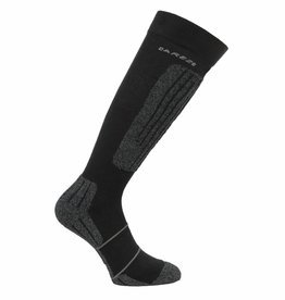 Dare 2b Mens Contoured II Ski Sock Black