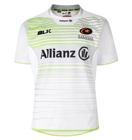 BLK Mens Saracens Replica Away Jersey 17/18