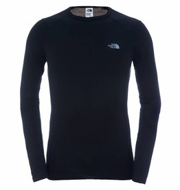 The North Face Mens Warm Long-sleeve Crew Neck