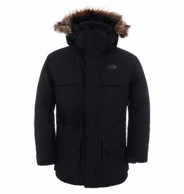 The North Face Boys McMurdo Down Parka