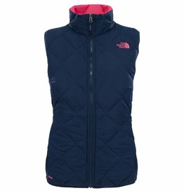 The North Face Ladies Peakfrontier Zip In Reversible Vest