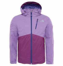 The North Face Girls Snowquest Plus Ski Jacket