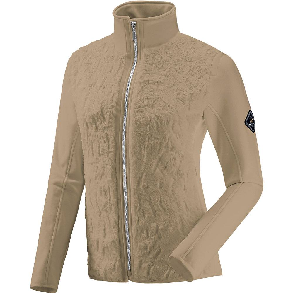 Henri Duvillard Ladies Duvillard Galibier Zipped Jacket