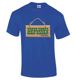 Premium Force Adults Topsy Turvy Holiday Club T Shirt