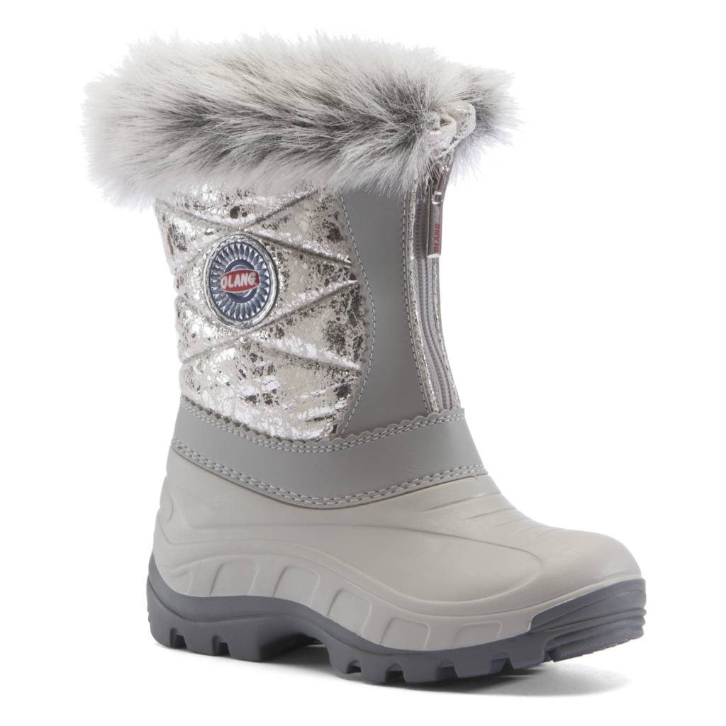 Olang Girls Nancy Kid Lux Snow Boot