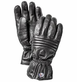 Hestra Mens Leather Swisswool Classic Ski Glove