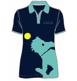 Womens Underdogs Sublimated Polo