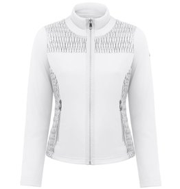 Poivre Blanc Ladies PB W17-1600 Stretch Fleece Jacket