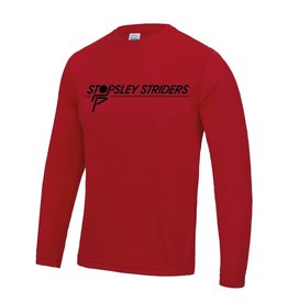 Premium Force Stopsley Striders Adults L/S Cool T
