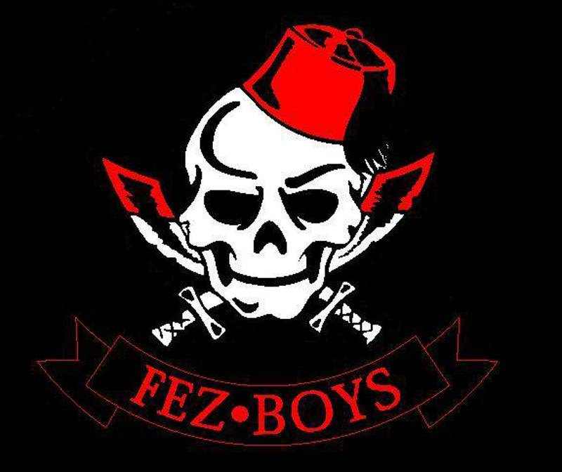 Premium Force Fez Boy Sew On Patch