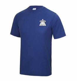 Dunstable SC Regionals 2018 Junior Cool T Shirt Royal
