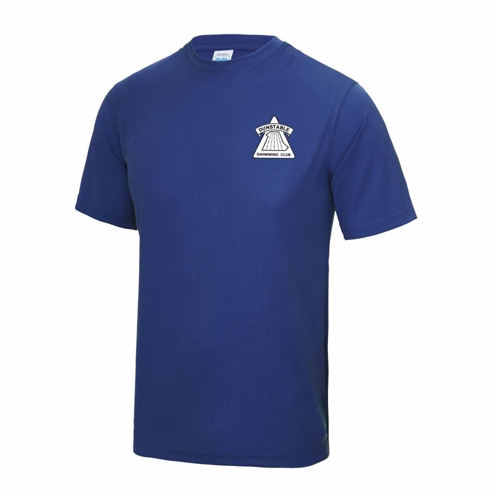 Dunstable SC Regionals 2018 Junior Cool T Shirt Royal