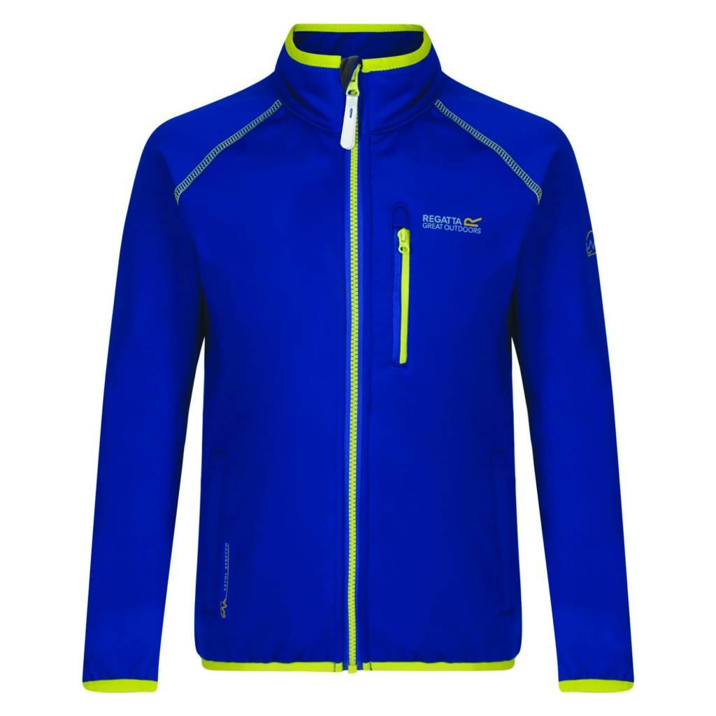 Regatta Junior Limit Softshell Jacket