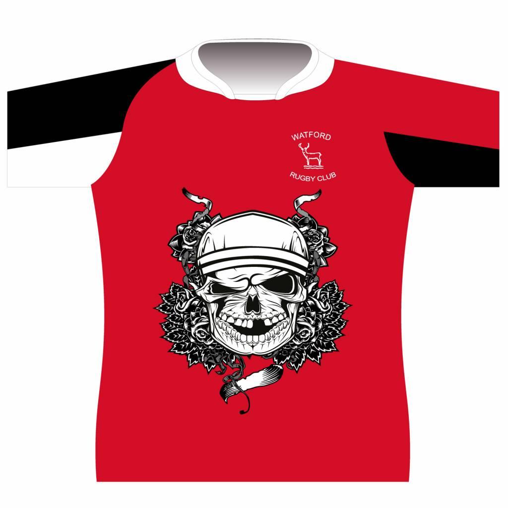 Watford RFC Tour Shirt Senior 2018 U14