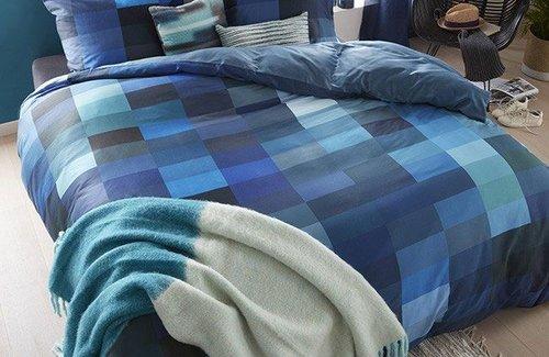 Beddinghouse Dekbedovertrek Tangle Lakes 240x200/220 Blue