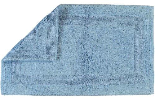 Cawö Badmat Reversible Mid-blue