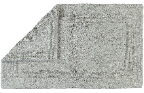 Cawö Badmat Reversible Zilver