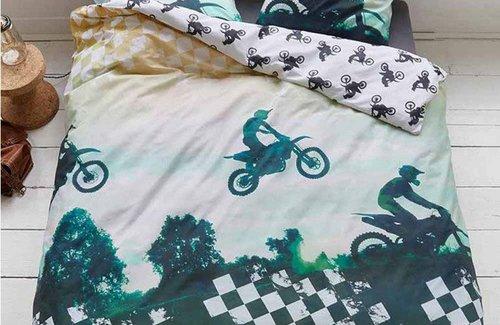 Covers & Co Motorcross Dekbedovertrek