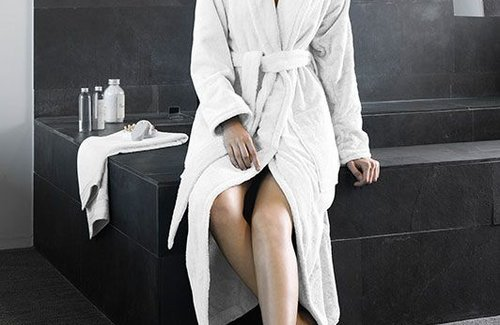 De Witte Lietaer Badjas Excellence White