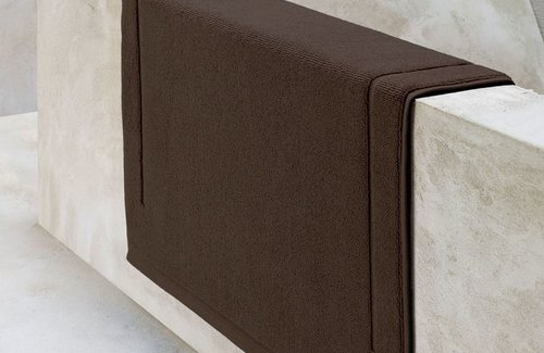 De Witte Lietaer Badematte Excellence Brown Chocolat