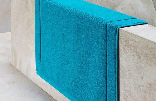 De Witte Lietaer Badematte Excellence Ocean Blue