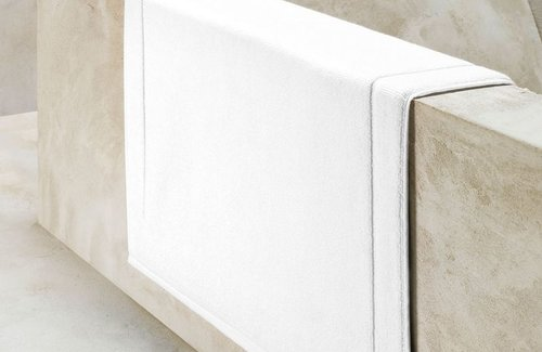 De Witte Lietaer Badmat Excellence White