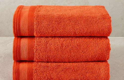De Witte Lietaer Excellence Badewäsche Burnt Orange