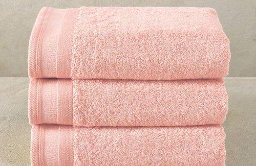 De Witte Lietaer Excellence Badlinnen Ice Pink