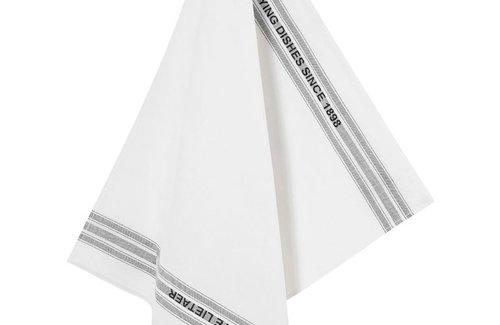 De Witte Lietaer Geschirrtuch Dish 65x70 Black