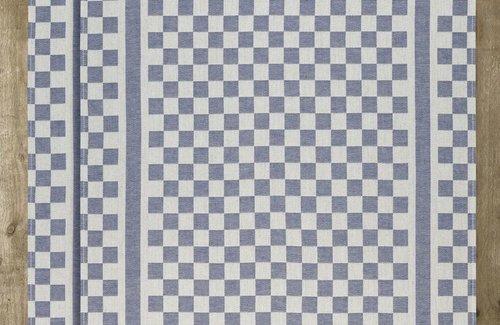 De Witte Lietaer Geschirrtuch Groom 65x70 Blue