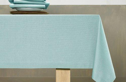 De Witte Lietaer Lambda Tischwäsche Blue Surf