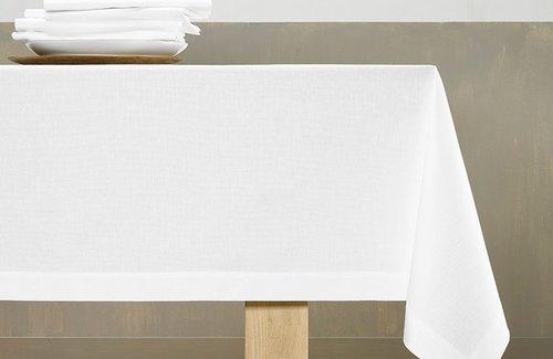 De Witte Lietaer Lambda Tafellinnen White