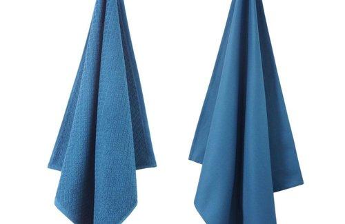 Elias Küchenset Solid Blue