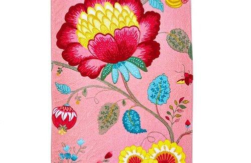 PiP Studio Floral Fantasy Badlinnen Pink