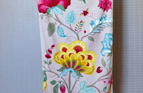 PiP Studio Floral Fantasy Badewäsche Khaki