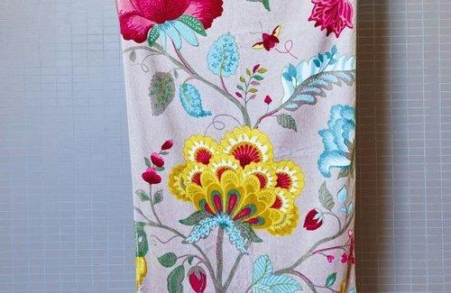 PiP Studio Floral Fantasy Badlinnen Khaki