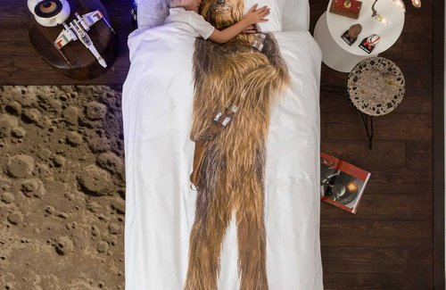 SNURK Dekbedovertrek Chewbacca