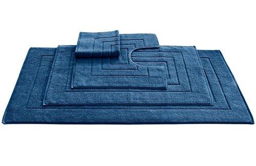 Vandyck Badematte Atlanta Jeans Blue