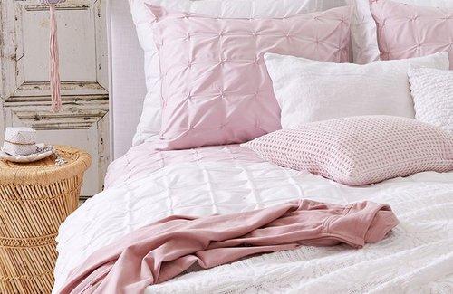 Vandyck Dekbedovertrek Home 73 Light Pink