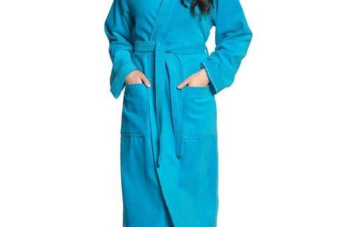 Vossen Badjas Dallas Turquoise