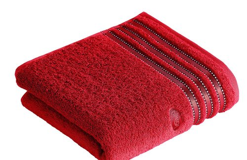 Vossen Cult de Luxe Badewäsche Purpur
