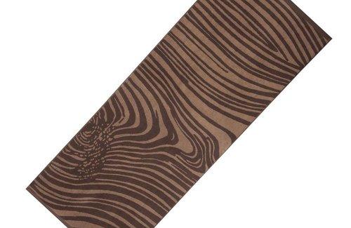 Vossen Saunatuch Leevi 80x200 Nut Brown