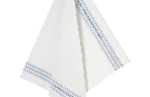 De Witte Lietaer Theedoek Dish 65x70 Oxyde