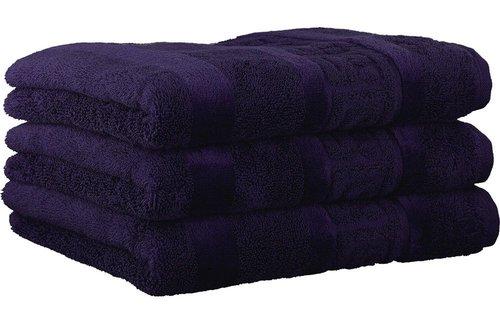 Cawö Noblesse Uni Badewäsche Purple