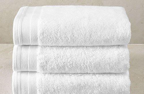 De Witte Lietaer Excellence Badewäsche White