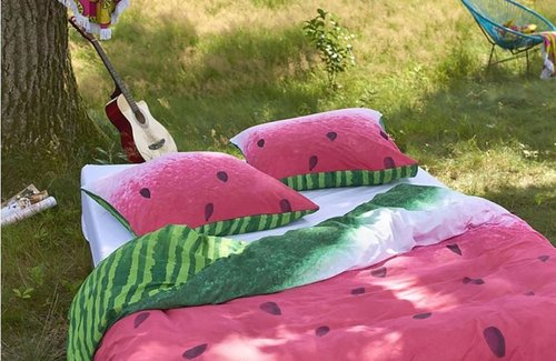 Covers & Co Watermelon Dekbedovertrek 140x200/220 Multi