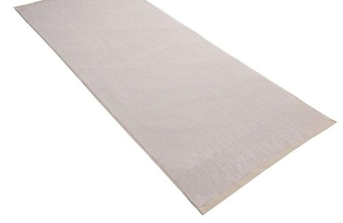 Vossen Launo Saunatuch (80x200cm) White/Grey