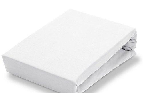 Vandyck Hoeslaken Topper Jersey Supreme Split White